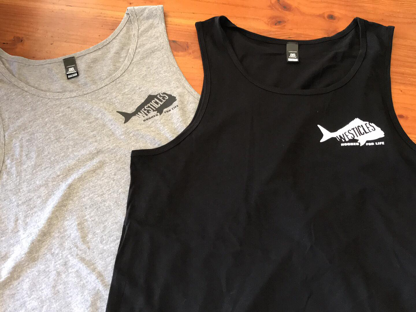 Singlets by Westicles Fishing